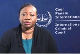 Justice : La procureur de la CPI attendue jeudi à Conakry