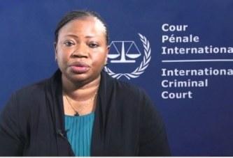 Justice: La Procureur de la CPI boucle sa visite de travail en Guinée