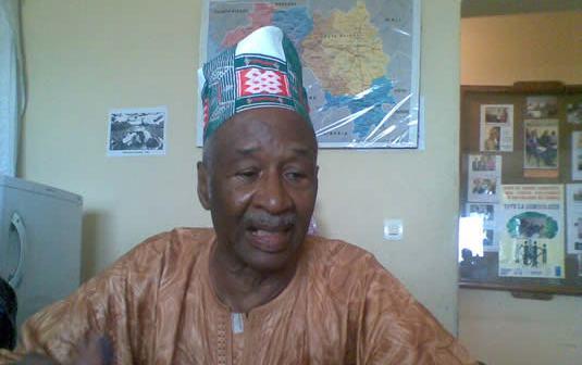 Qui était le président de l'OGDH, Thierno Maadjou Sow?
