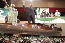 Congrès de l'UFDG: Cellou Dalein Diallo investi candidat à la présidentielle