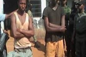 MAMOU : Deux voleurs mis aux arrêts par la brigade de recherche de la gendarmerie