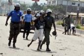 Lutte contre l'insécurité : un présumé bandit appréhendé par l'escadron mobile de Matoto