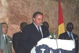 Guinée : L'ambassadeur des Etats-Unis se prononce sur le cas Dadis