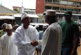 Présidentielle 2015 : Cellou Dalein Diallo à la Cour Constitutionnelle pour le dépôt de sa candidature