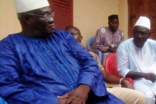 Présidentielle 2015: El hadj Sékhouna Soumah détient-il la clé électorale en Basse Guinée?