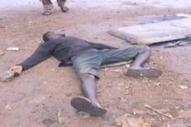 Le corps sans vie d'un jeune retrouvé à Dixinn- gare