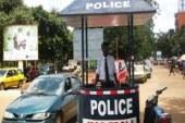 Ebola : Des agents de la Police mobilisés pour intensifier les mesures de prévention face à l'épidémie