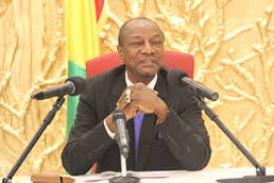 ''Il n'a jamais été question que Papa Koly soit président de l'Assemblée nationale'', révèle le président Alpha Condé