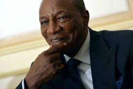 Pour Alpha Condé, Moussa Dadis Camara est « libre de porter plainte » contre la Guinée