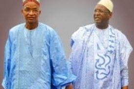 Présence de Dalein à la convention du parti de KOUYATE : Fin de la brouille entre  les deux hommes!