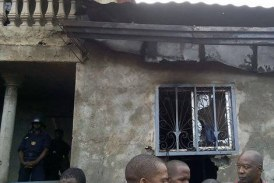 Banlieue de Conakry : sept personnes d'une même famille meurent dans un incendie