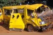 Kindia : neuf personnes meurent dans un accident de la route