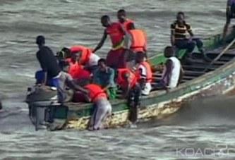 Côtes guinéennes: Difficile traversée des habitants des îles en cette période hivernale