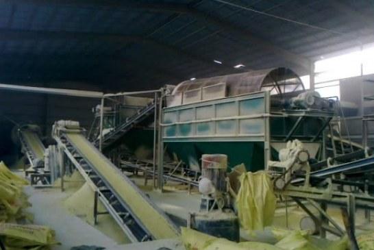 Une usine de fabrication d'engrais bientôt construite en Guinée