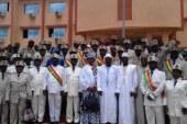 Les administrateurs territoriaux réunis à Mamou