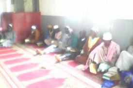Religion-Dabola: Lecture du Coran entier pour la prospérité des guinéens