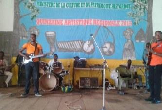Guinée : lancement de la quinzaine artistique