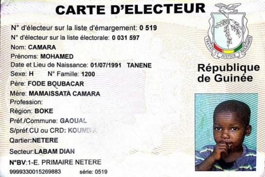 En Guinée, la CENI reconnaît des manquements (Deutsche Welle)
