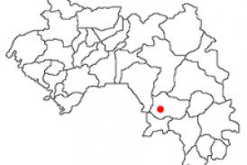 Kissidougou: Naissance de quadruplé dans la sous-préfecture de Yombiro