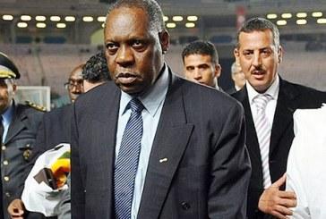Issa Hayatou, le président de la CAF, attendu ce jeudi à Conakry