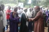 Toumbéta : Sidya Touré rencontre les sages
