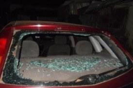Matam (Kasse) : Le véhicule du journaliste d'Aminata.com caillassé