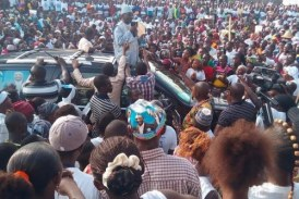 A Boffa, Sidya Touré dénonce les manœuvres d'Alpha Condé et de son clan