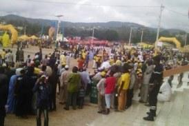 Fête de l'indépendance à Mamou : les différents discours