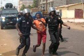 Mamou : 5 militants de l'UFDG arrêtés par la police