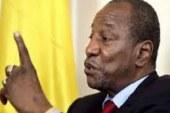 N'Zérékoré: Les graves accusations d'Alpha Condé: «C'est Cellou qui a demandé qu'on envoie Dadis à La Haye»